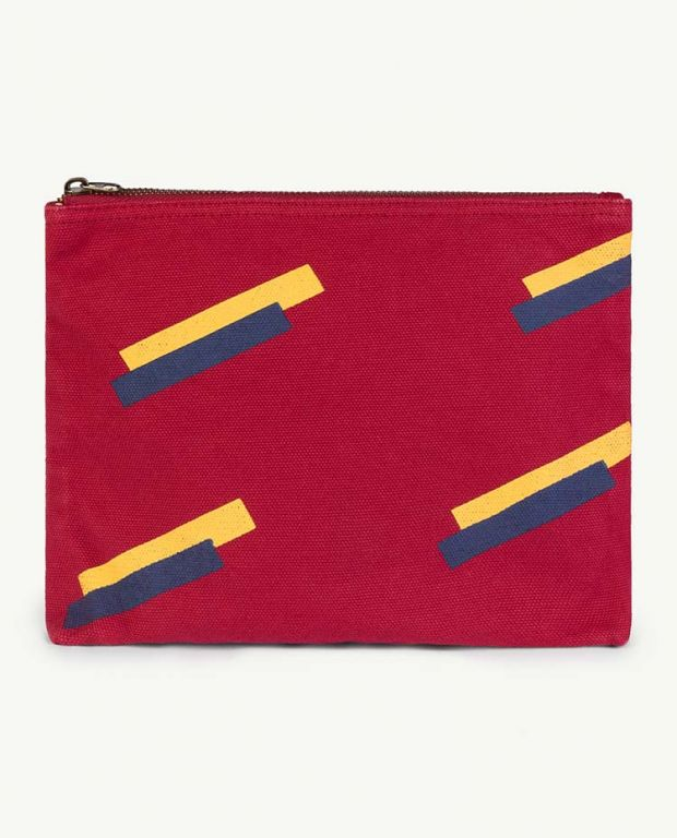 Red Apple 80's Pouch