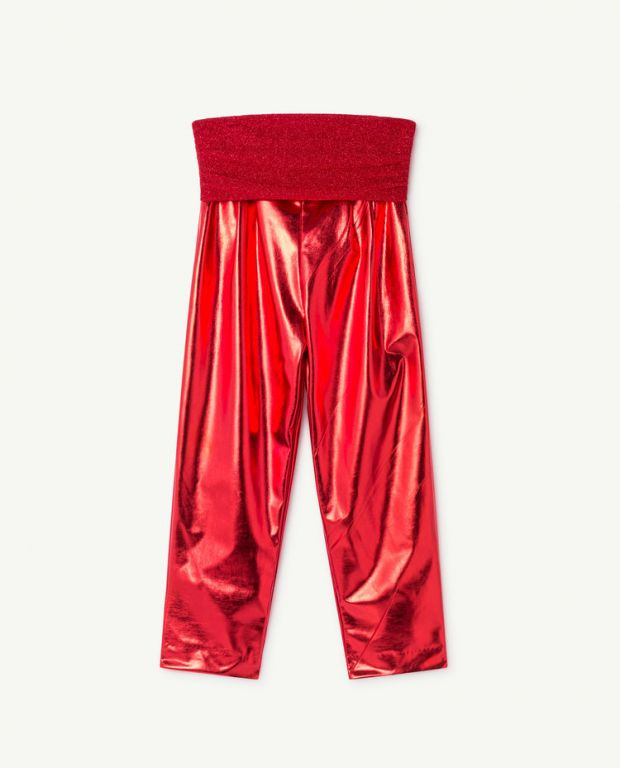 Red Camel Manifesto Trousers