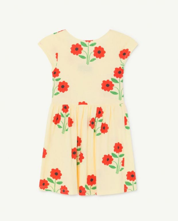 Butterfly Flower Dress