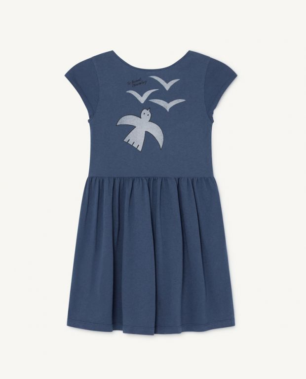 Butterfly Dove Dress