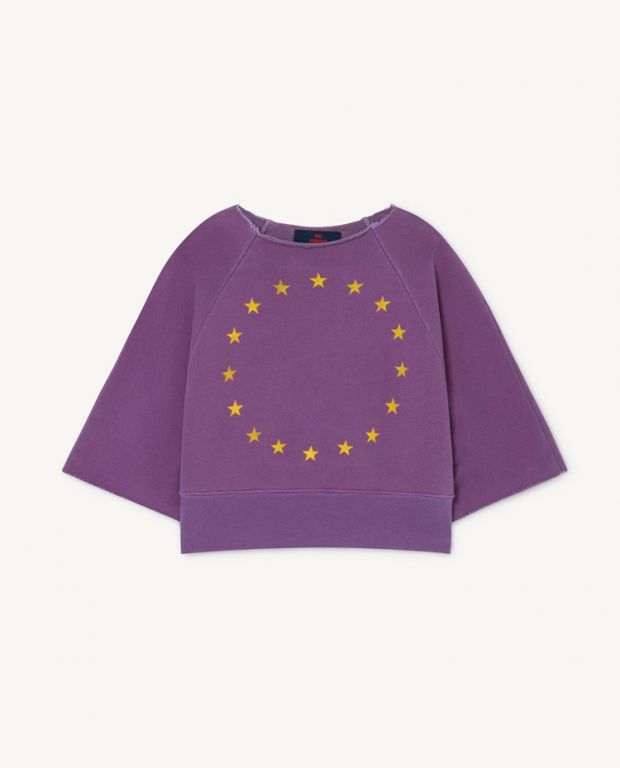 Purple Squab Sweatshirt