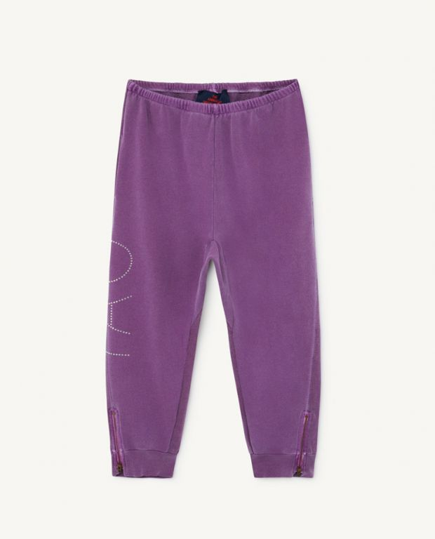 Purple Panther Pants