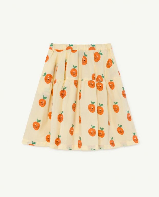 Fruit Turkey Skirt