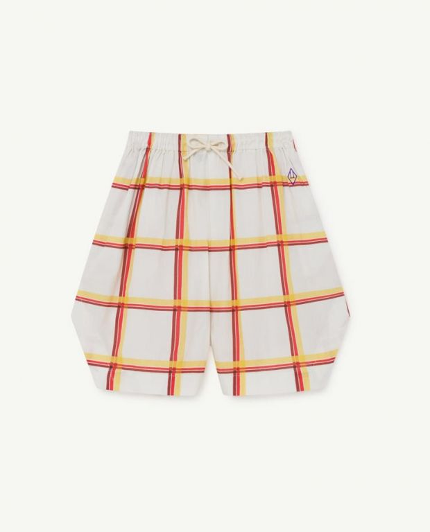 Checkered Duck Bermudas