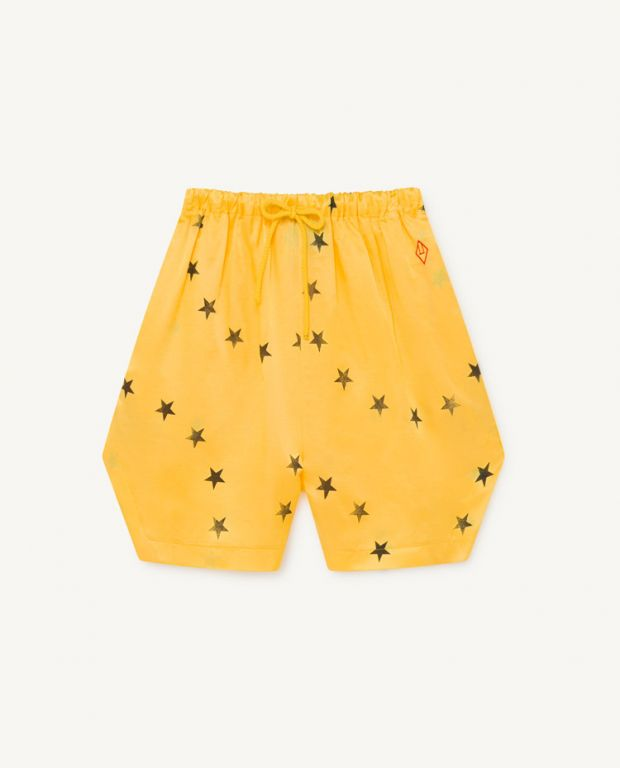 Yellow Duck Bermudas