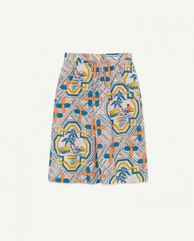 Palm Sow Skirt