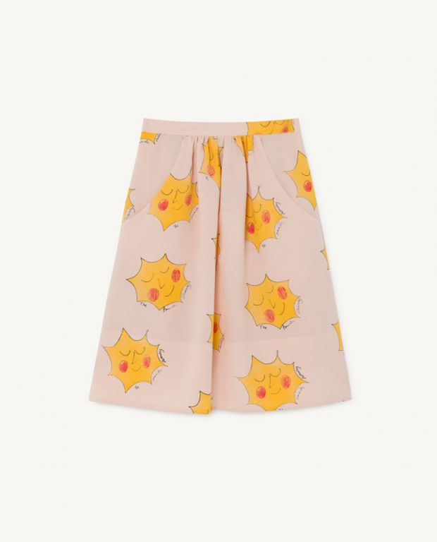 Pink Sow Skirt