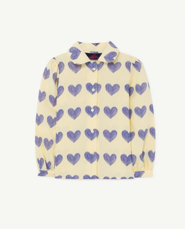 Heart Gadfly Blouse