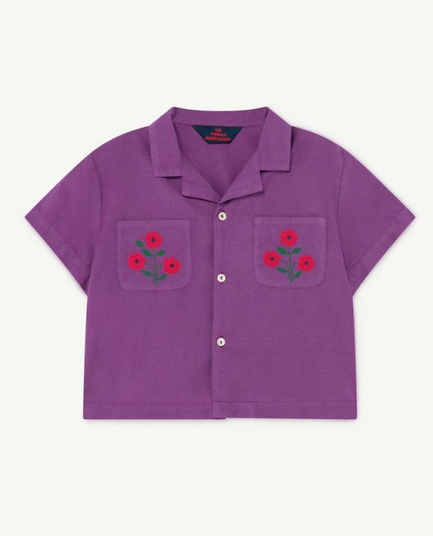 Purple Kangaroo Shirt