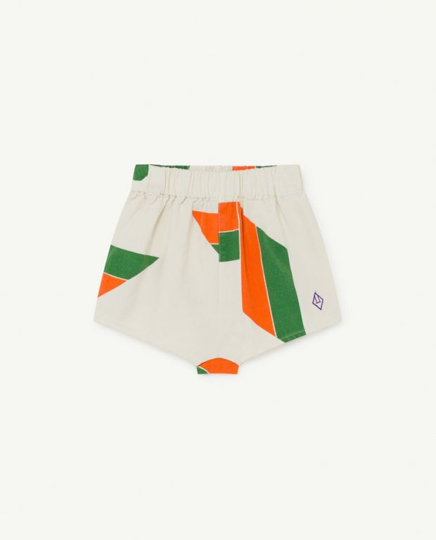 White Clam Short