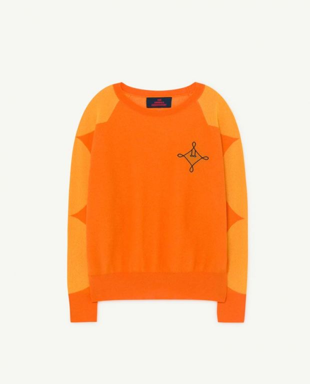 Dot Bull Sweater