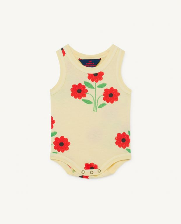 Flower Turtle Baby Body