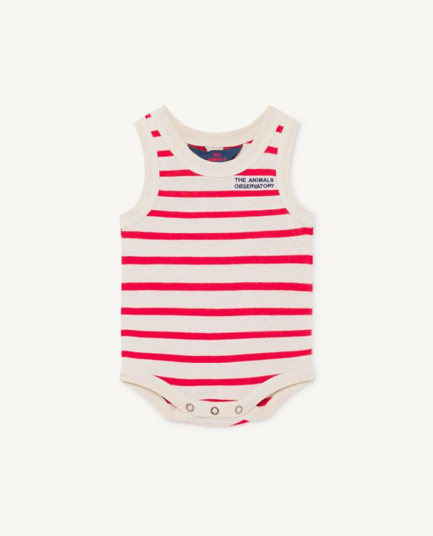 Striped Turtle Baby Body