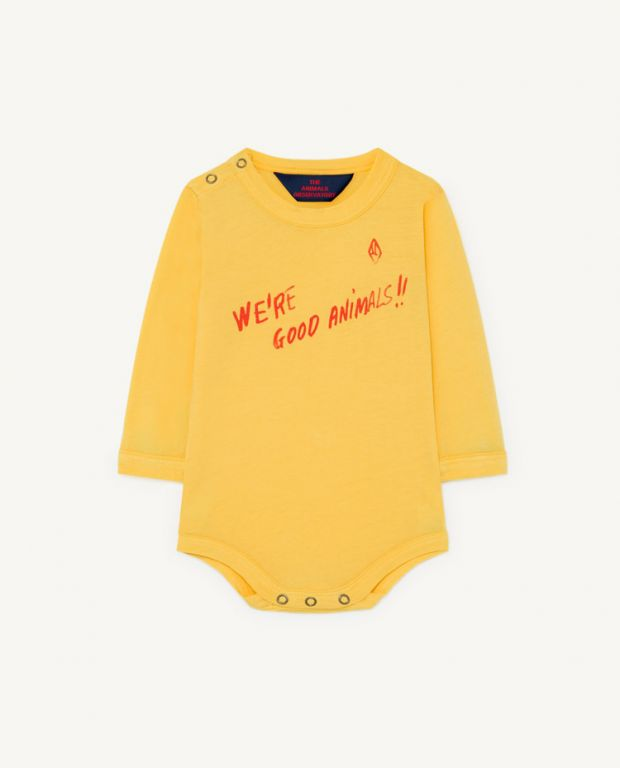 Yellow Wasp Baby Body