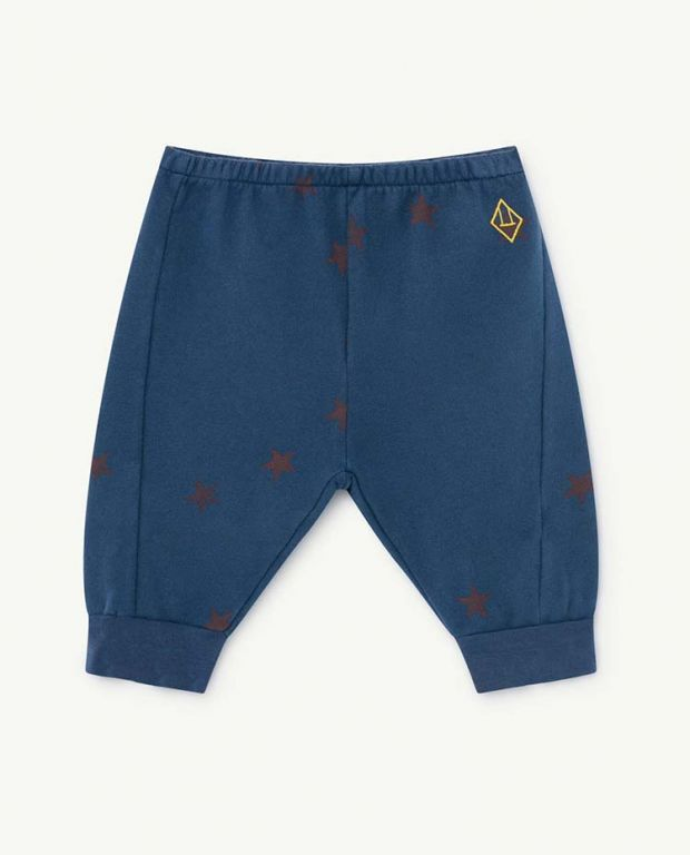 Blue Panther Baby Pants