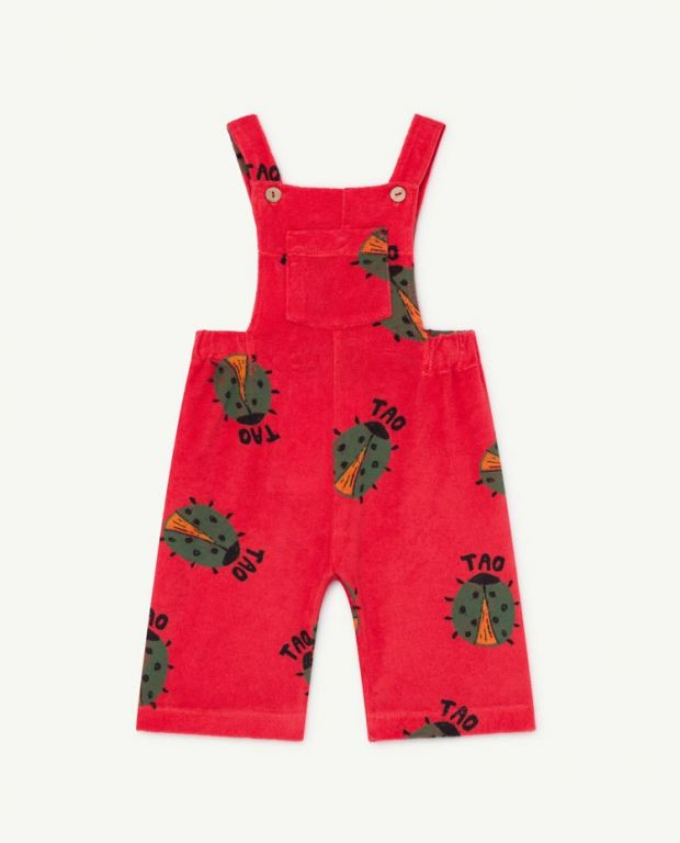 Red Eagle Baby Jumpsuit