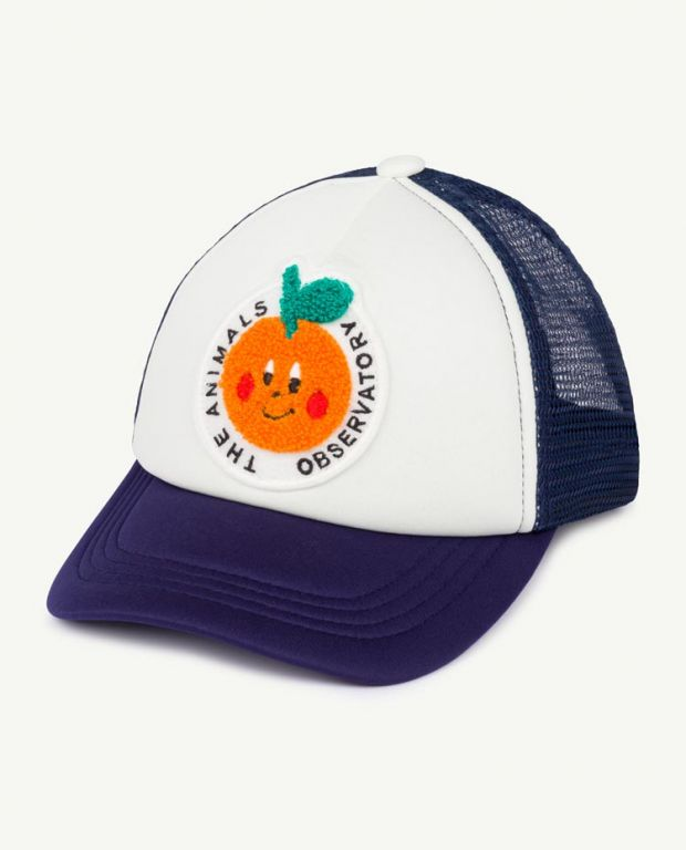 Blue Fruit Hamster Cap