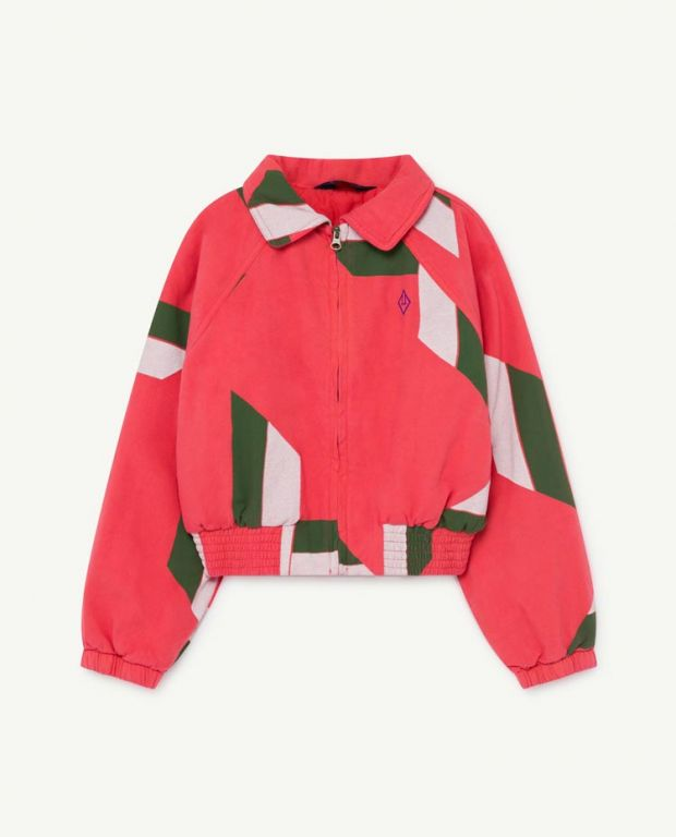 Red Falcon Jacket