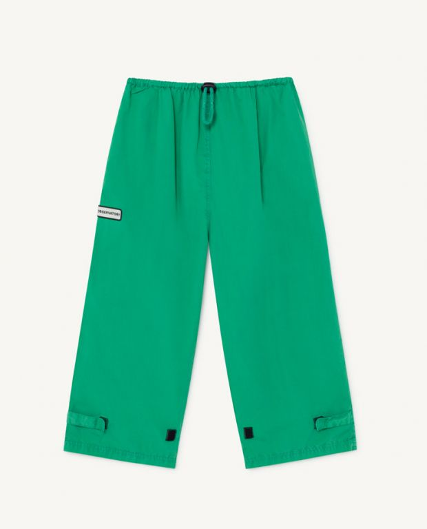 Green Eel Trousers