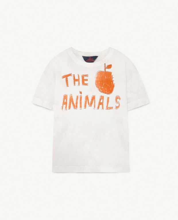 White The Animals Rooster T-Shirt