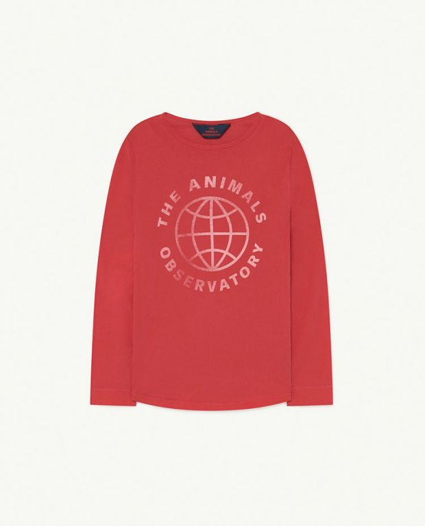 Red Planet Cricket T-Shirt