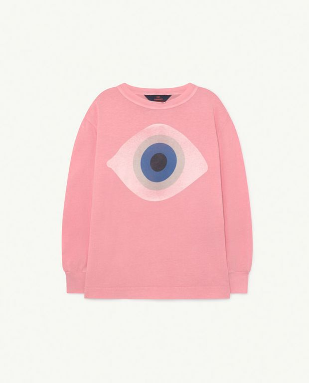 Pink Eye Dog T-Shirt