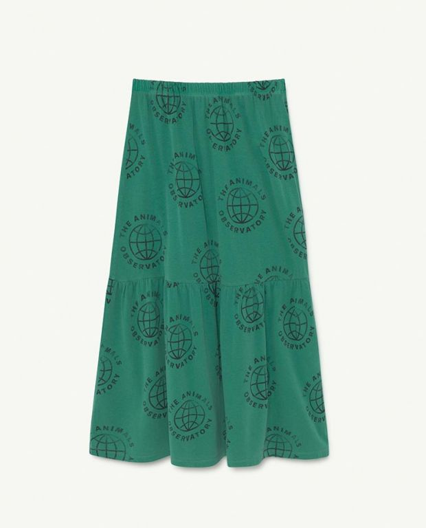 Green Planet Ladybug Skirt
