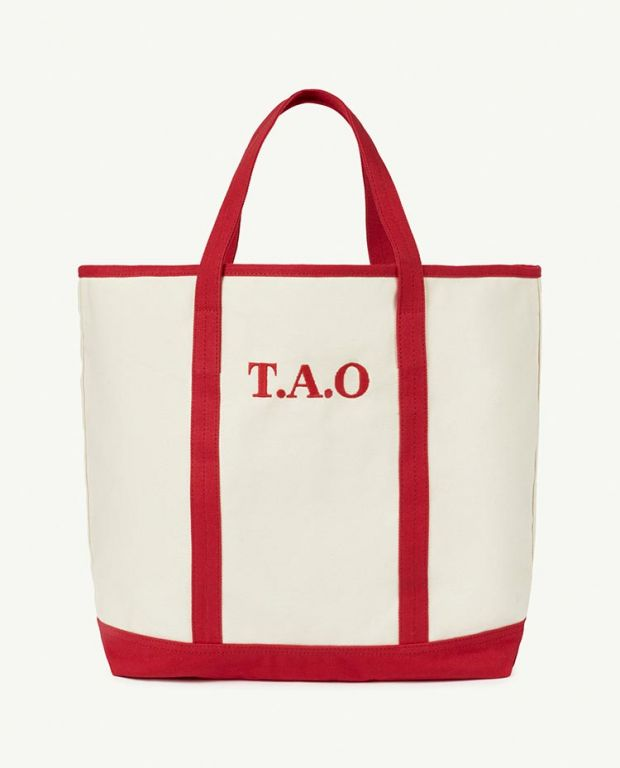 Red TAO Totebag