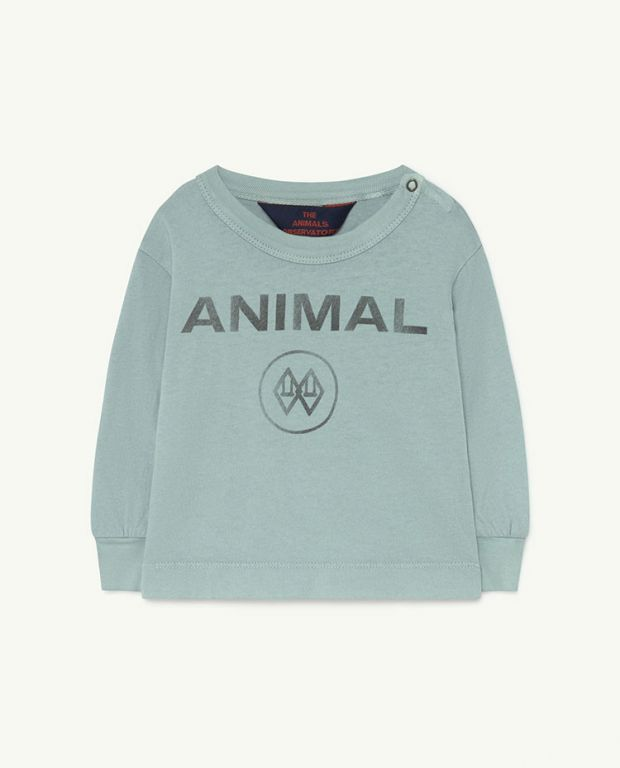 Baby Blue Animal Dog T-Shirt