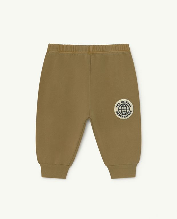 Baby Green Planet Dromedary Jersey Pants