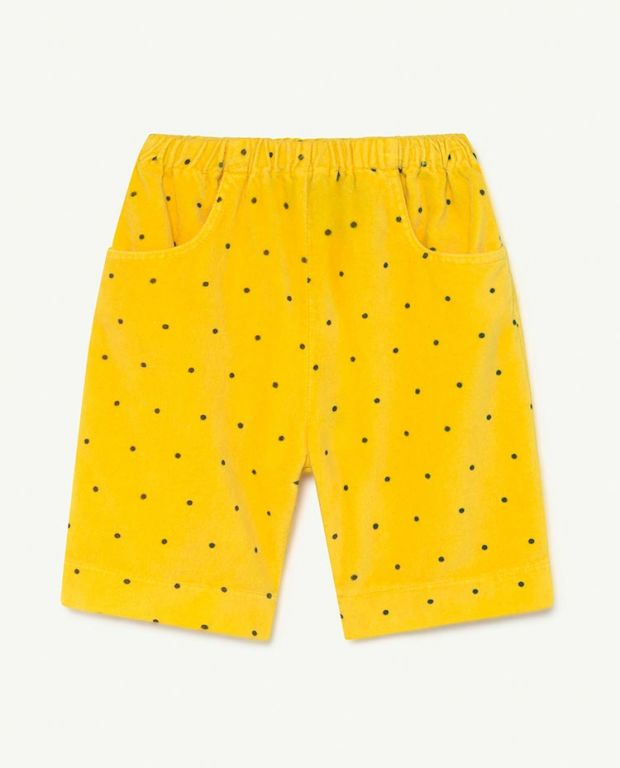 Baby Yellow Dots Elephant Trousers