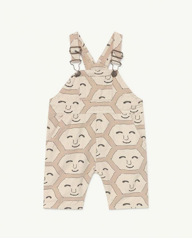 Baby Pink Face Mule Suit