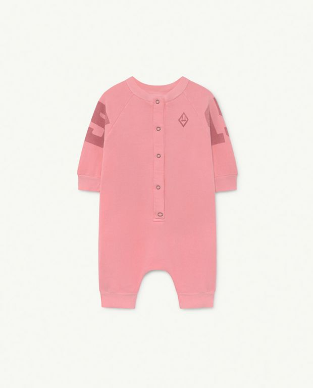Baby Pink 15 Sheep Suit