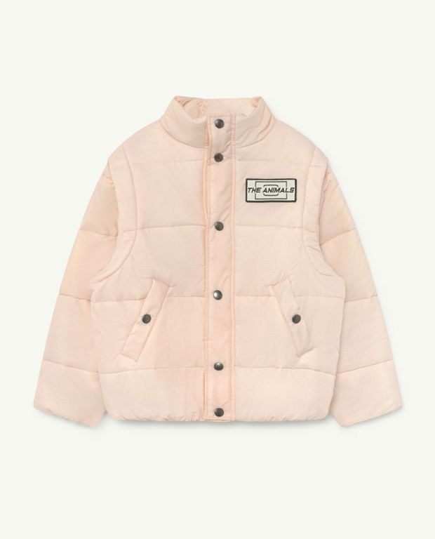 Salmon The Animals Lemur Jacket