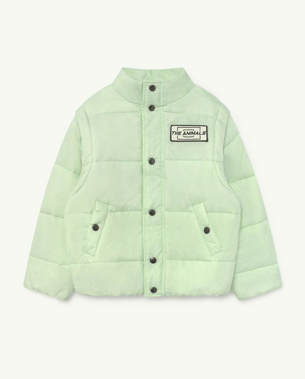 Mint The Animals Lemur Jacket