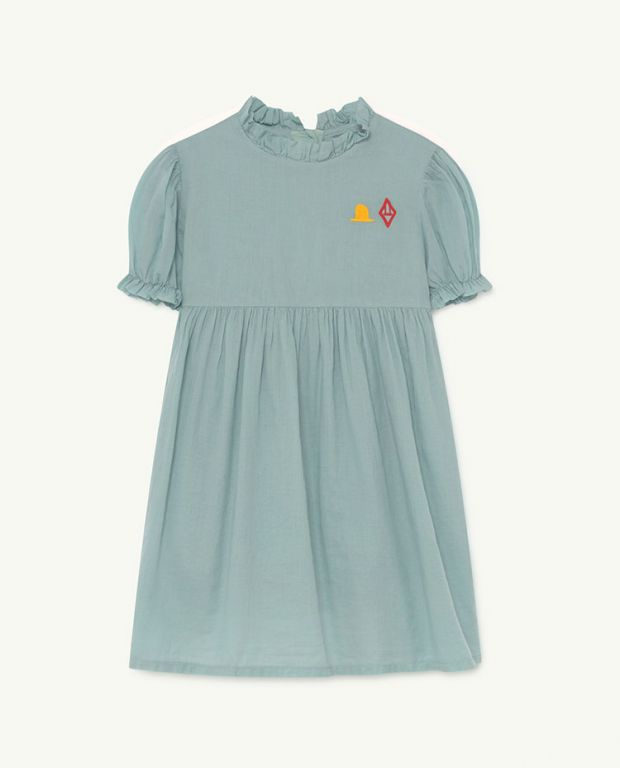 Blue Logo Mouse Tunic
