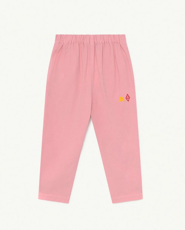 Pink Hat Elephant Trousers