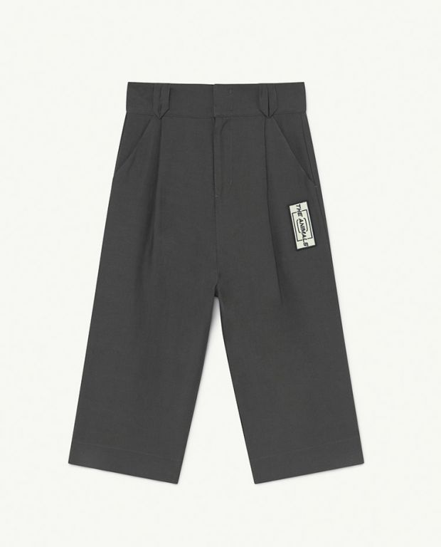 Black Animals Emu Twill Trousers