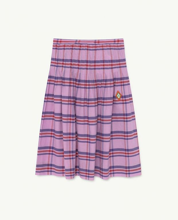 Purple Logo Jellyfish Skirt