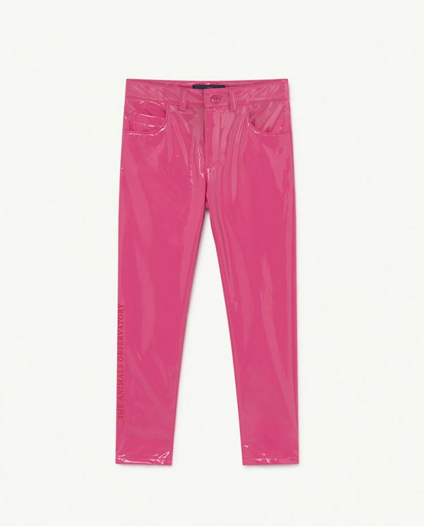 Pink The Animals Mosquito Trousers