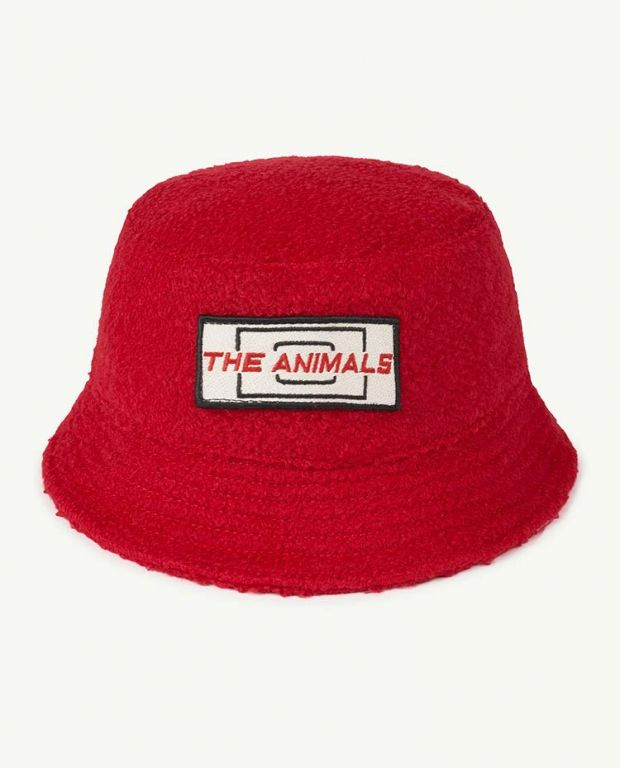 Kid Red Animals Starfish Hat