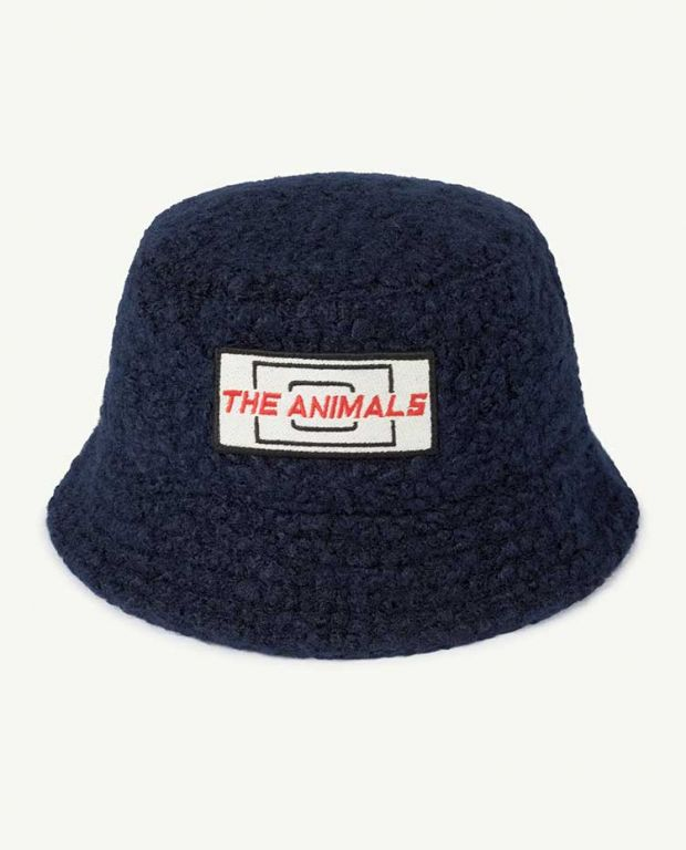 Kid Blue Animals Starfish Hat