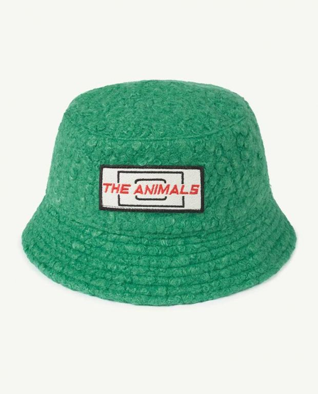 Kid Green Animals Starfish Hat