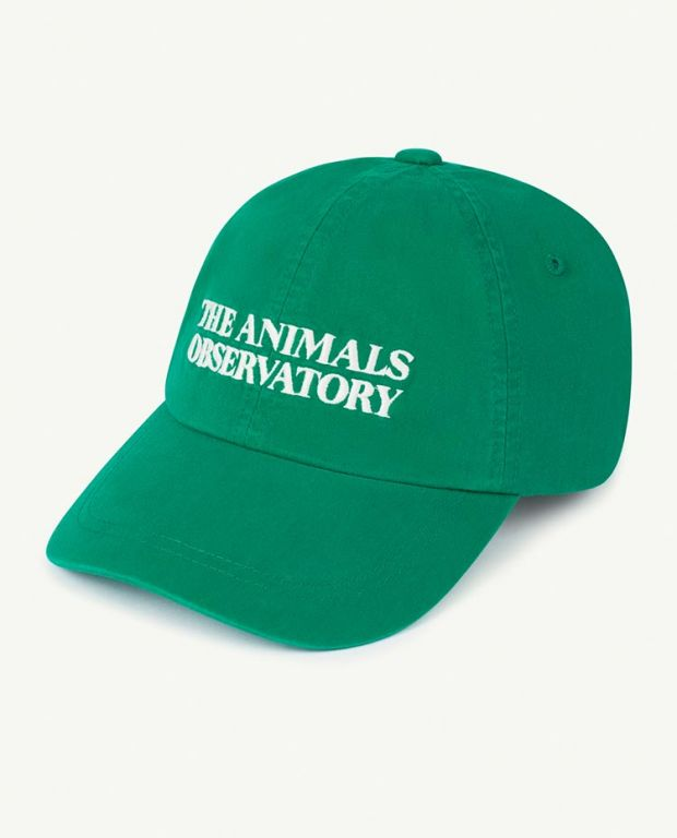 Adult Big Hamster Green Cap