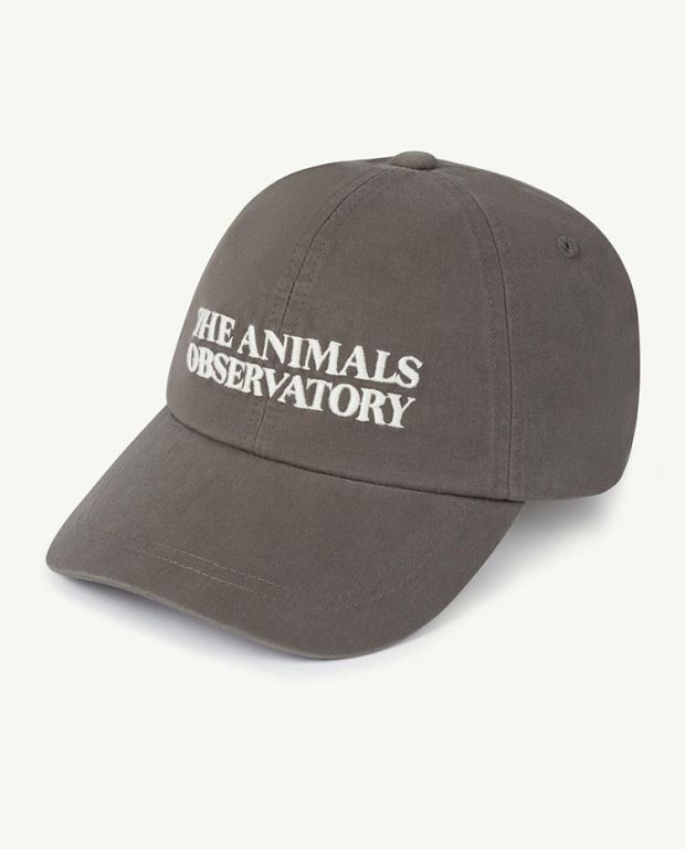 Adult Big Hamster Grey Cap