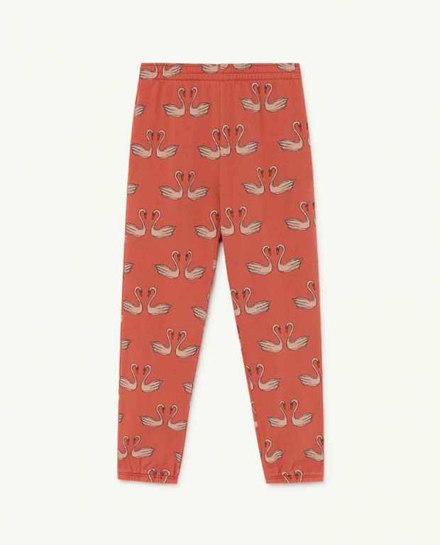 Red Swans Dromedary Trousers