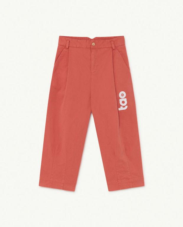 Red Emu Trousers
