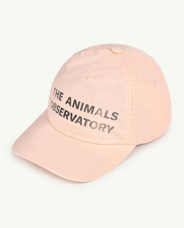 The Animals Observatory x Miniboutique Pink Hamster Hat