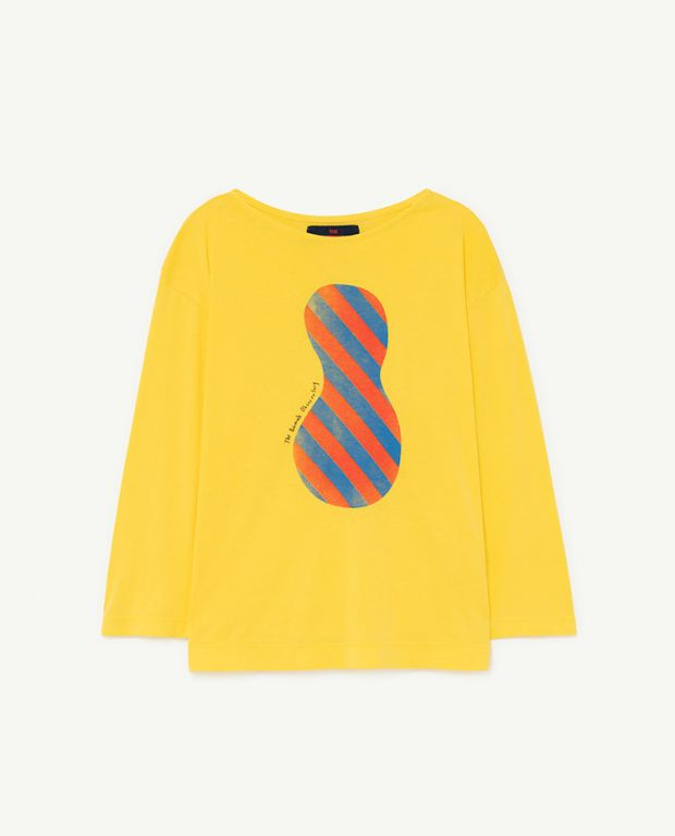 Yellow Peanut Anteater T-Shirt