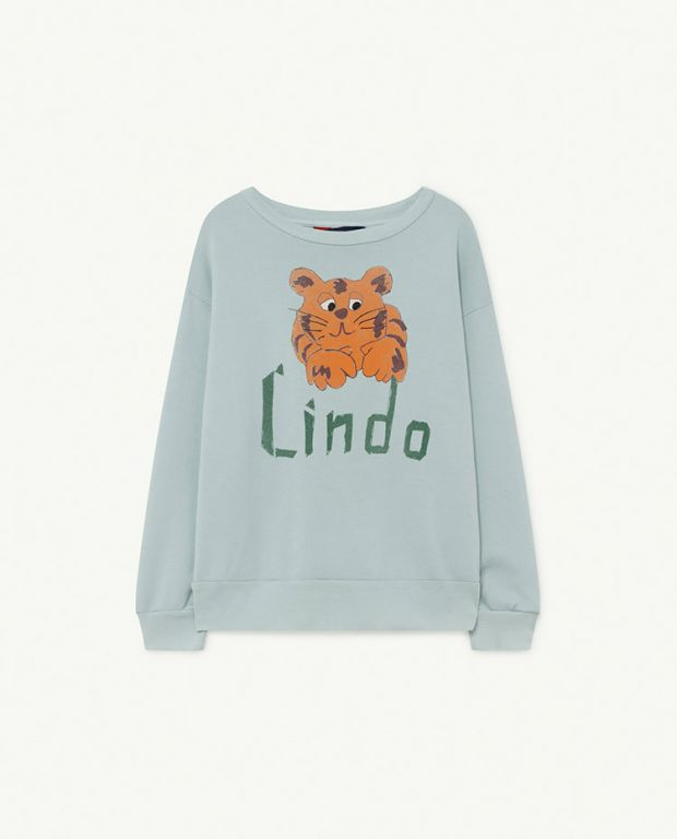 Blue Lindo Bear Sweatshirt